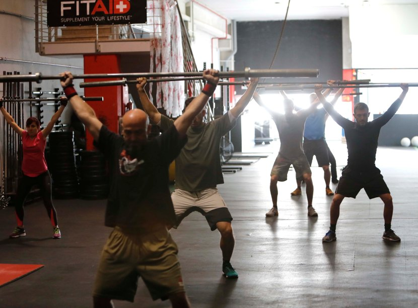 CrossFit 100% ¡¡Que no te engañen!!