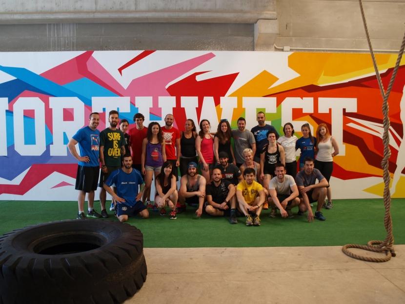 Un año de CrossFit ycomunidad