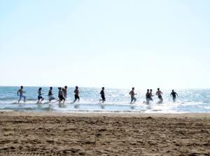 playa agua