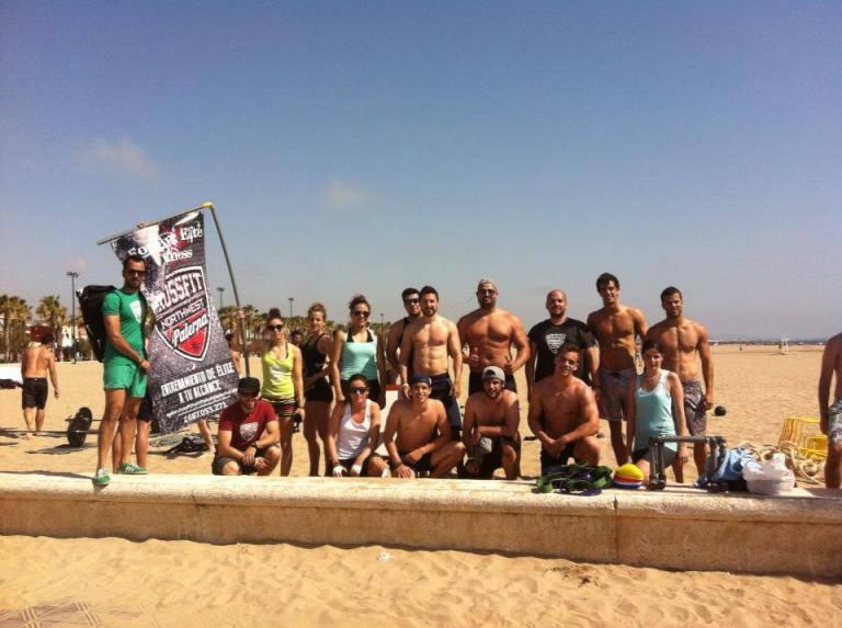 playa 2013