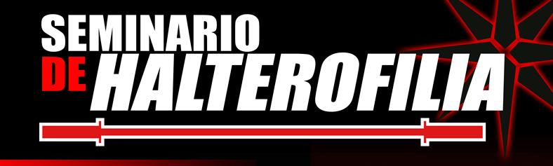 Seminario de Halterofilia con MiguelBorrazás