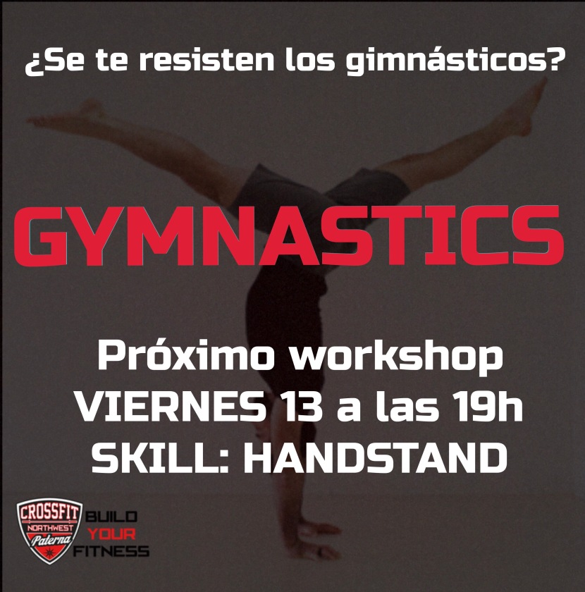 WORKSHOPS GYMNASTICS