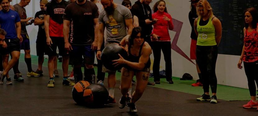 CrossFit 100% ¡¡Que no teengañen!!