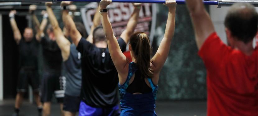 Beneficios del CrossFit